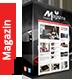 Magazin - ThemeForest Item for Sale