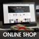 Online Shop Mock-Up - GraphicRiver Item for Sale