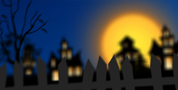 After Effects Project - VideoHive Halloween 673513