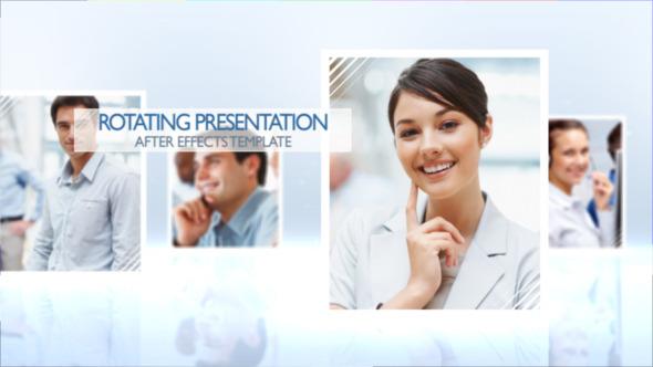 Rotating Presentation