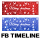 Unique Christmas Facebook Timeline Cover