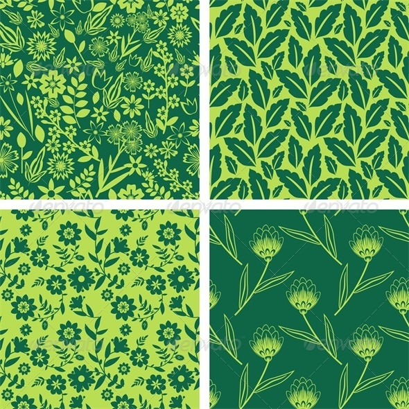 GraphicRiver Patterns Set 6445995