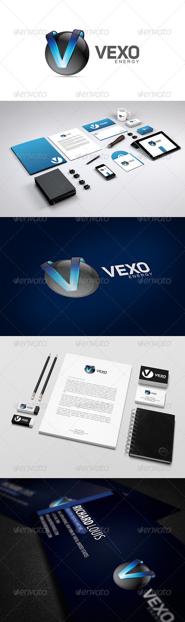 GraphicRiver Vexo 6446185