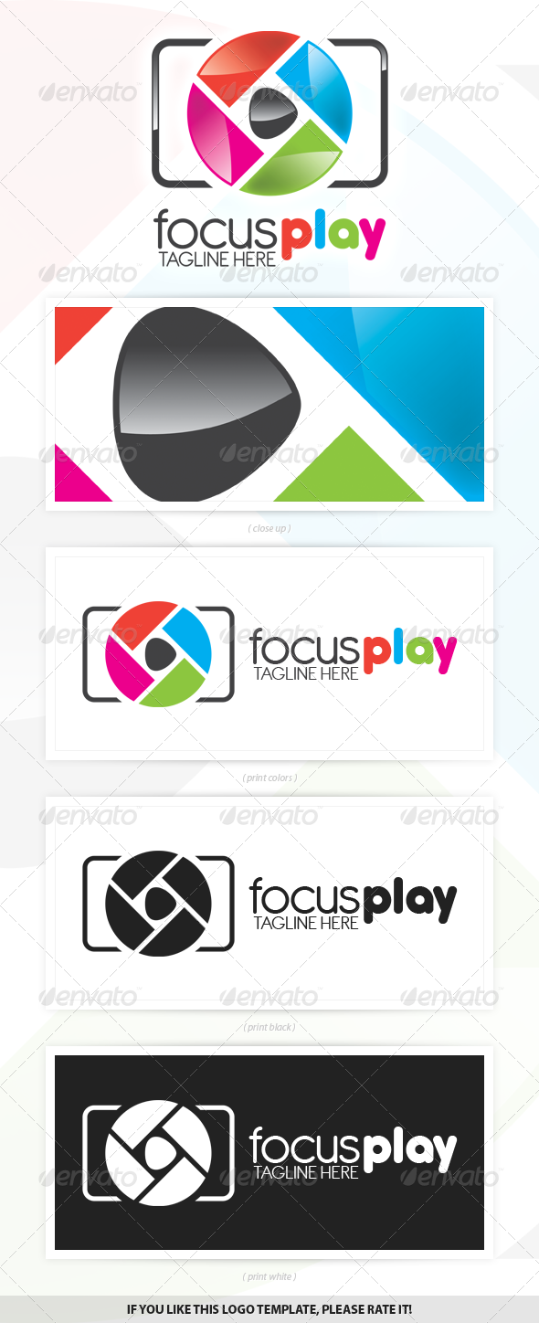 GraphicRiver Focus Play 6445651
