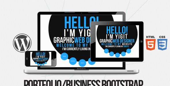 CircleZ - Portfolio/Business Bootstrap Theme