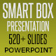 Smatr Box PowerPoint Presentation Template - GraphicRiver Item for Sale