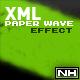 XML Flash Wave Effect - ActiveDen Item for Sale