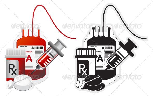 GraphicRiver Medical Procedure Icon Illustration 6450700