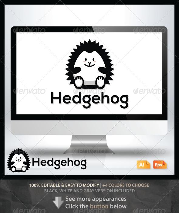 GraphicRiver Hedgehog 6451030