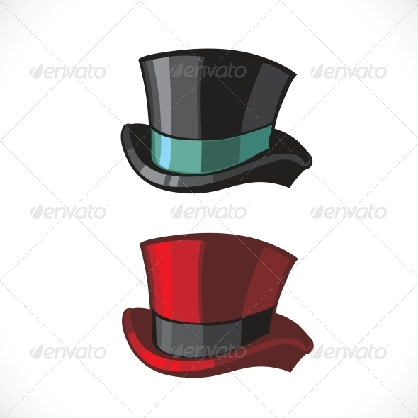 GraphicRiver Top Hats 6451035