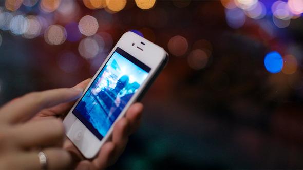 Using Smartphone 3
