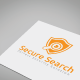 Secure Search Logo Template - GraphicRiver Item for Sale