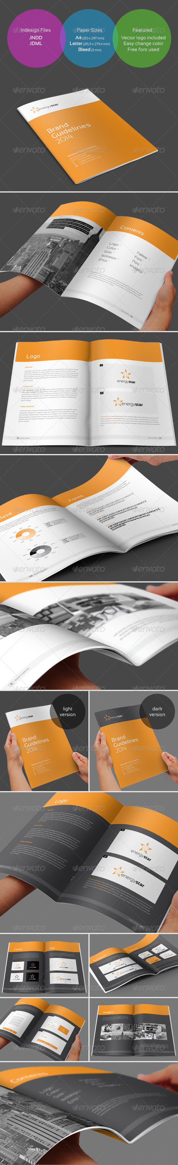 GraphicRiver Brand Guidelines 6453390