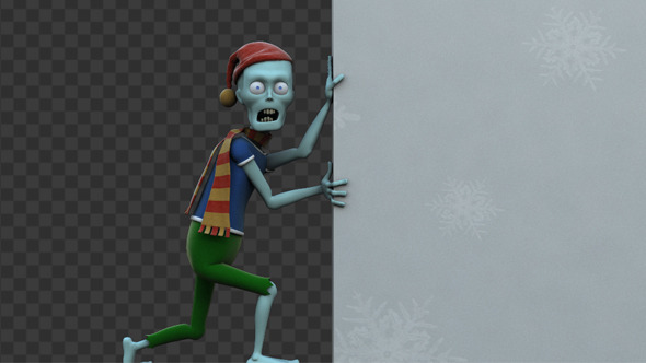 Zombie Opening Winter Version