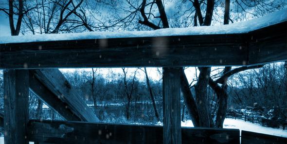 Snowy Deck 02