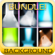 vertical backgrounds bundle