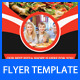 Pizza Shop Business Flyer Template - GraphicRiver Item for Sale