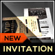 VIP Pass Corporate Invitation - GraphicRiver Item for Sale