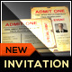 Admit One Ticket Corporate Invitation - GraphicRiver Item for Sale