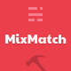 MixMatch: A Mix-and-Match Typography Style Ghost T - ThemeForest Item for Sale