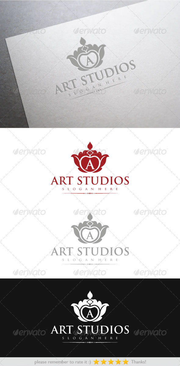 GraphicRiver Art Studio 6458065