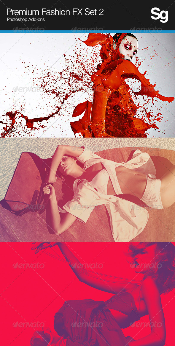 GraphicRiver Premium Fashion FX Set 2 6458601