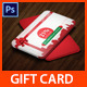 Special Discount Gift Card -01 - GraphicRiver Item for Sale
