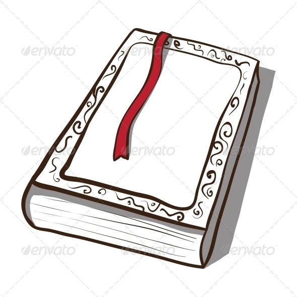 GraphicRiver White Book 6459518