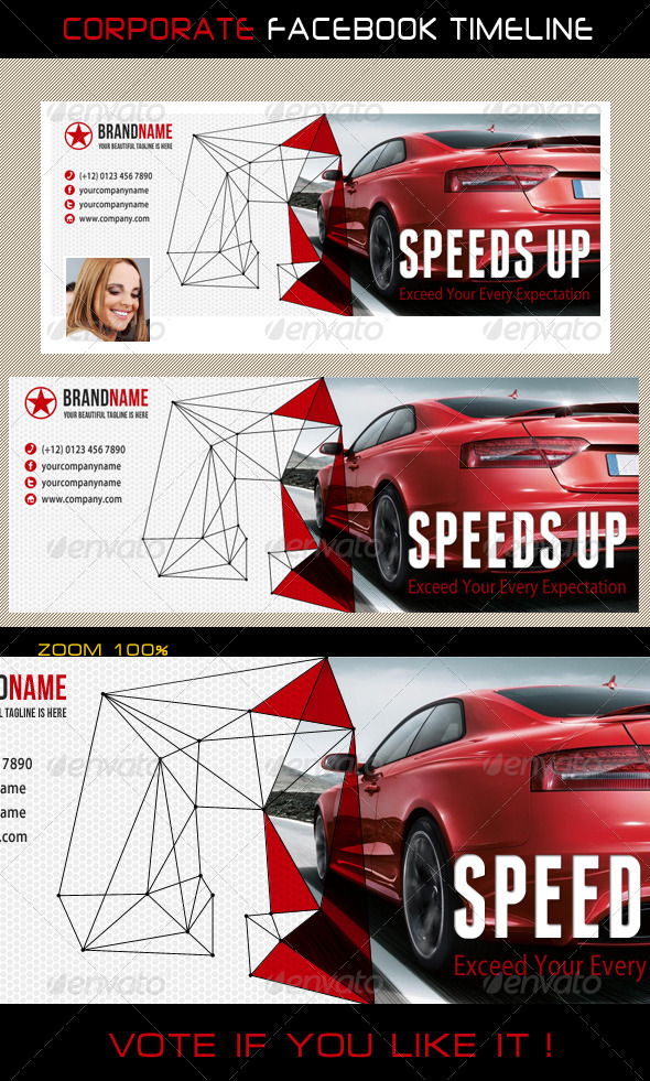 GraphicRiver Corporate Facebook Timeline 09 6459825