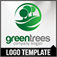 Green Trees - GraphicRiver Item for Sale