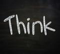 Think - PhotoDune Item for Sale