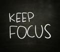 Keep Focus - PhotoDune Item for Sale