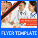 Medical Business Flyer Template - GraphicRiver Item for Sale
