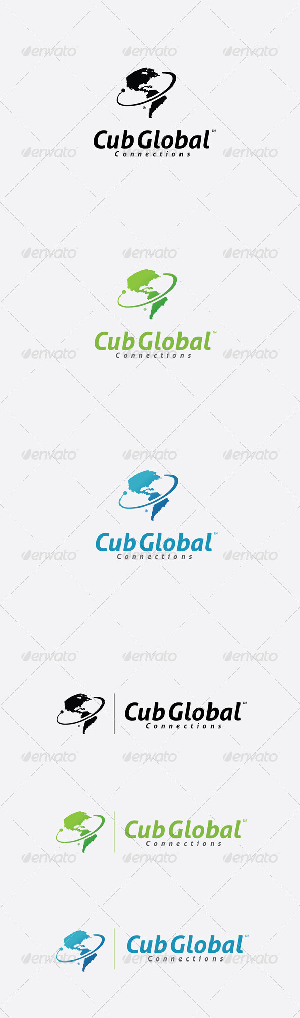 GraphicRiver Global Logo Template 6461194