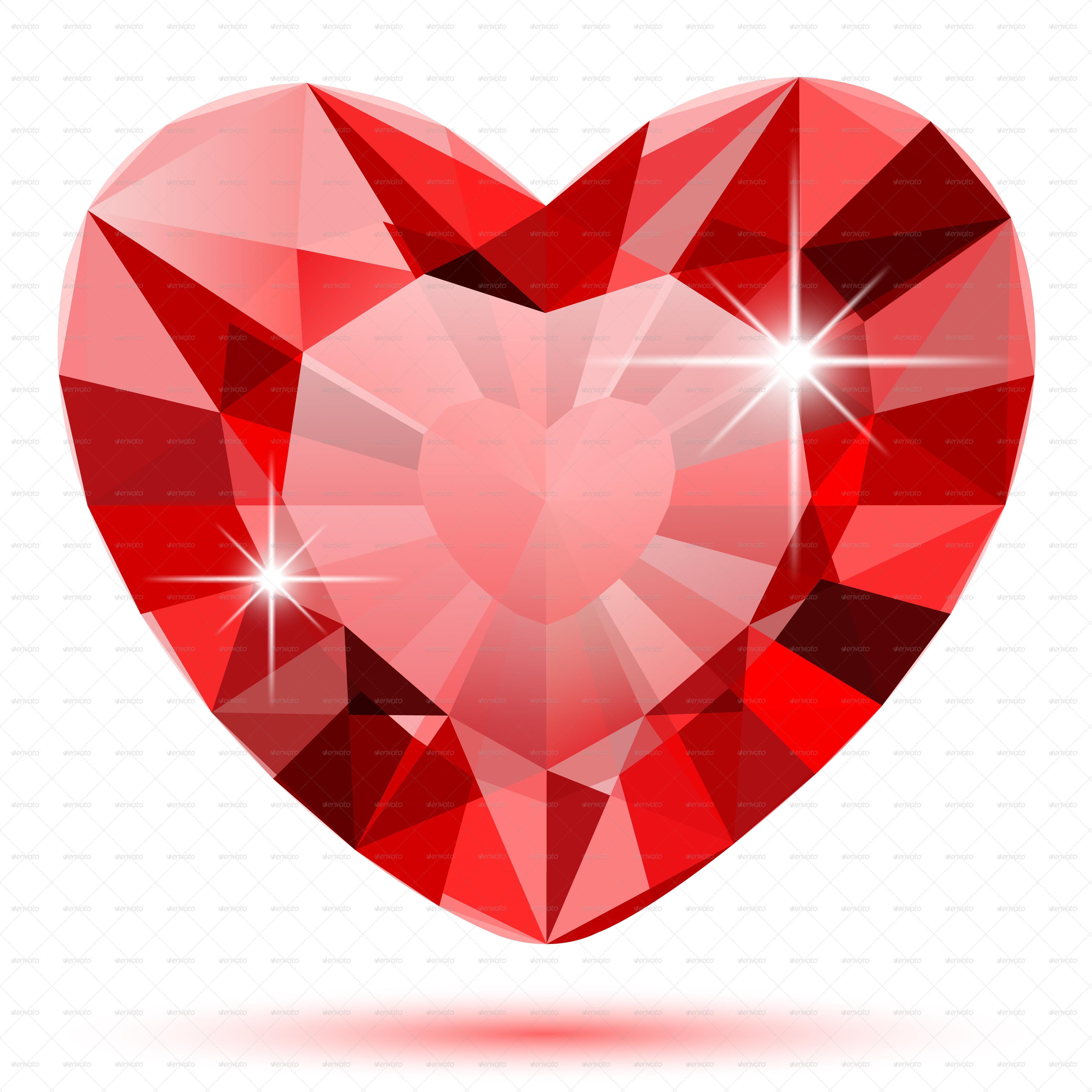 Diamond heart isolated diamond heart isolated jpg diamond heart
