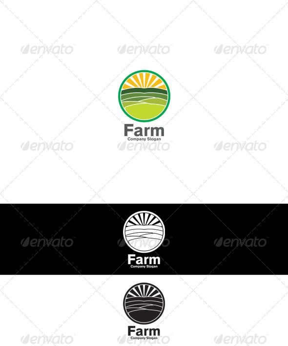 GraphicRiver Farm Logo 6462591