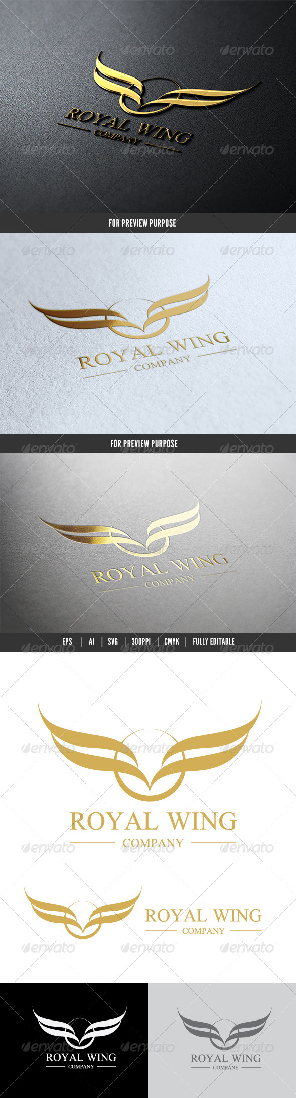 GraphicRiver Royal Wing 6462985