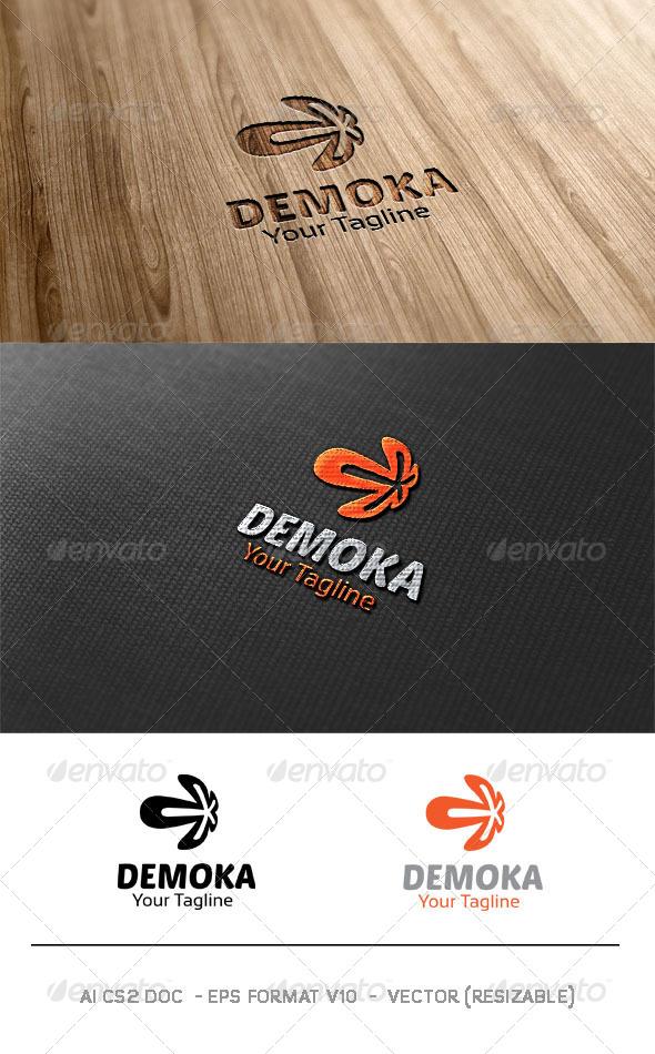 Demoka Logo