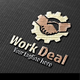 Work Deal Logo  - GraphicRiver Item for Sale