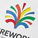 Firework Media Logo - GraphicRiver Item for Sale