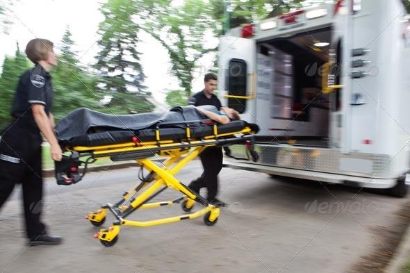 PhotoDune Ambulance Emergency 675727