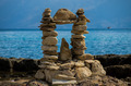 Rock's sculpture in Crete island - PhotoDune Item for Sale