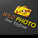 Wild Photo Logo - GraphicRiver Item for Sale