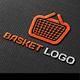 Basket Logo - GraphicRiver Item for Sale