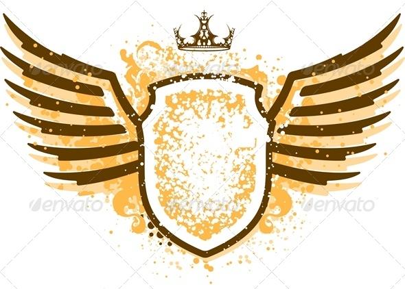 GraphicRiver Heraldic Symbol 6465752