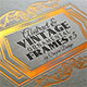 10 Frames Vol.5 - Vintage Ornament - GraphicRiver Item for Sale