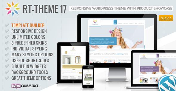 RT-Theme 17 v2.7 | ThemeForest Responsive WordPress Theme