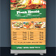 Food Roll-up Banner 2 - GraphicRiver Item for Sale
