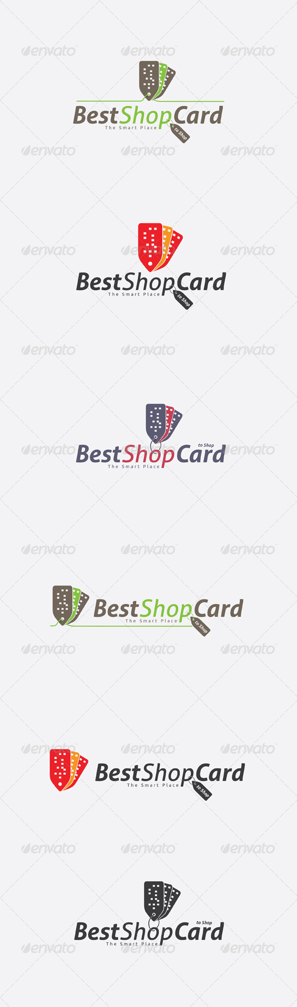 GraphicRiver Best Online Shop Logo Template 6467884