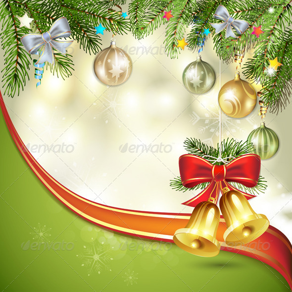GraphicRiver Christmas Bells 6468151